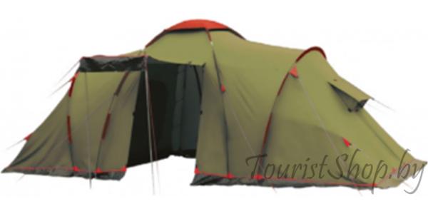 Шестиместная палатка Tramp напрокат