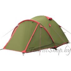 Четырёхместная палатка Tramp Lite Camp 4