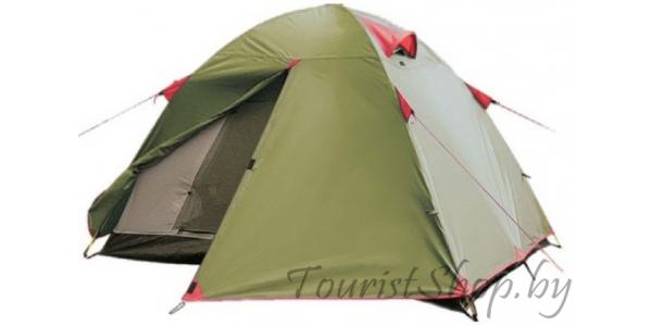 Двухместная палатка Tramp Lite Tourist 2 в аренду