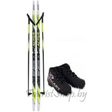 Лыжи беговые (комплект)