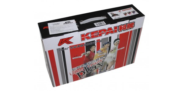 Роликовые коньки KEPAI SS-CHIN-SK-390 38-41 кр/б