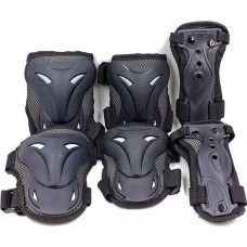 Защита для роликов на колено, запястья, локоть (размер M) SS-CHIN-LP-301 M