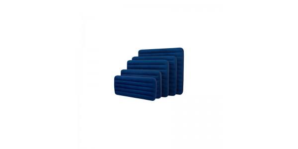 Надувной матрас-кровать Intex Downy 120х191х22см