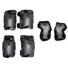 Защита для роликов на колено, запястья, локоть (размер S) SS-CHIN-LP-301 S