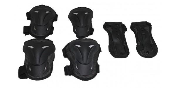 Защита для роликов на колено, запястья, локоть SS-CHIN-LP-630 L