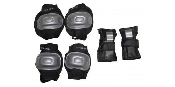 Защита для роликов на колено, запястья, локоть (размер L) SS-CHIN-LP-610 L