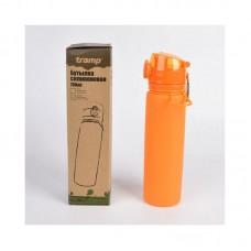 Бутылка силиконовая 0,7 л Tramp