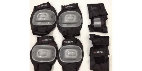 Защита для роликов на колено, запястья, локоть (размер М) SS-CHIN-LP-610 М