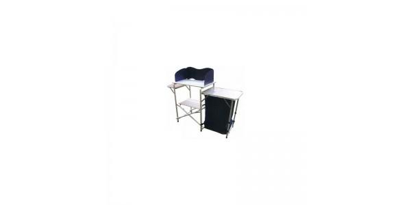 Стол складной с полками для пикника TRF - 021