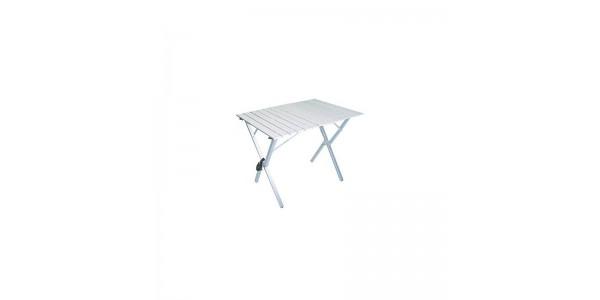 Складной алюминевый стол в чехле Tramp